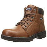 Skechers Workshire boots brown