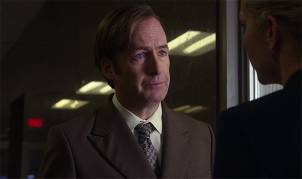 Better Call Saul Jimmy McGill brown suit