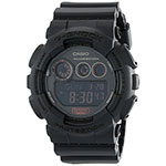 Casio Gshock GD120 military black sports wrist watch