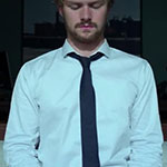 Danny Rand white dress shirt