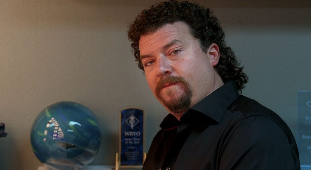 Kenny Powers Eastbound and Down black dress shirt