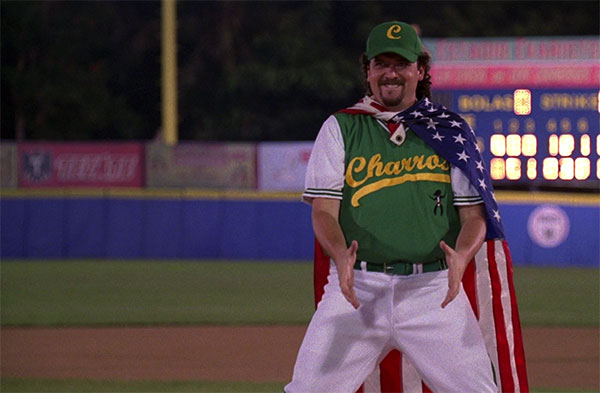 Eastbound and Down Kenny Powers Charros American flag cape