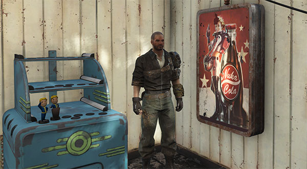 Fallout 4 accessories settlement decorations