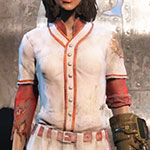 Fallout 4 Sole Survivor baseball uniform jersey