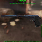Fallout 4 The Deliverer pistol