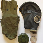 gp5 original Soviet civilian protective gas mask