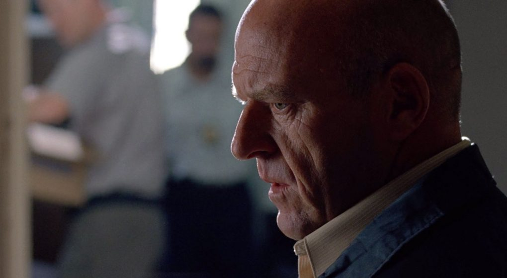 Hank Schrader Breaking Bad s5e7 black jacket