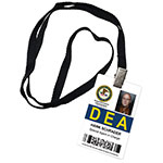 Hank Schrader Breaking Bad DEA badge