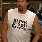 Kenny Powers Blink If You Want Me shirt