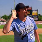 Kenny Powers Mermen baseball jersey