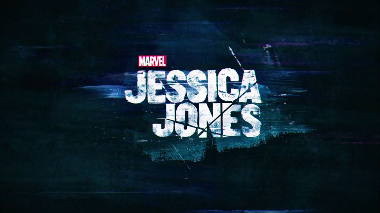 Marvel Netflix Jessica Jones logo