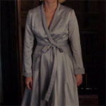 Norma Bates s4e6 light blue robe