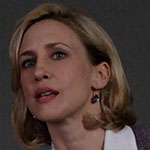 Norma Bates tear drop earrings