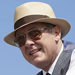 Raymond Reddington straw fedora