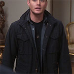 Dean Winchester Alpha Industries M65 jacket