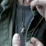 Dean Winchester amulet necklace