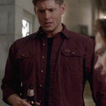 Dean Winchester red Carhartt work shirt