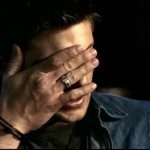 Dean Winchester silver ring