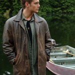 Dean Winchester Wilson's leather car coat
