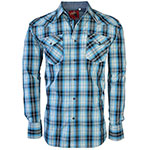 Rodeo pearl snap shirt long sleeve