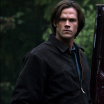 Sam Winchester blue zip up jacket