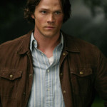 Sam Winchester brown suede jacket