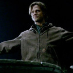 Sam Winchester hooded Carhartt jacket