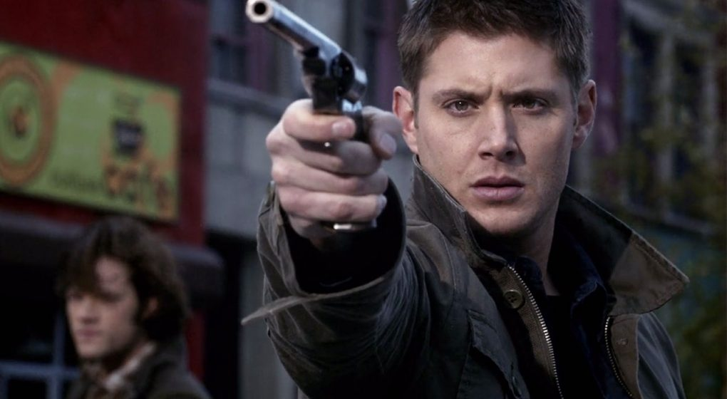 Supernatural Dean Winchester Gap military jacket