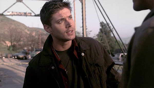 Supernatural Dean Winchester Old navy military jacket