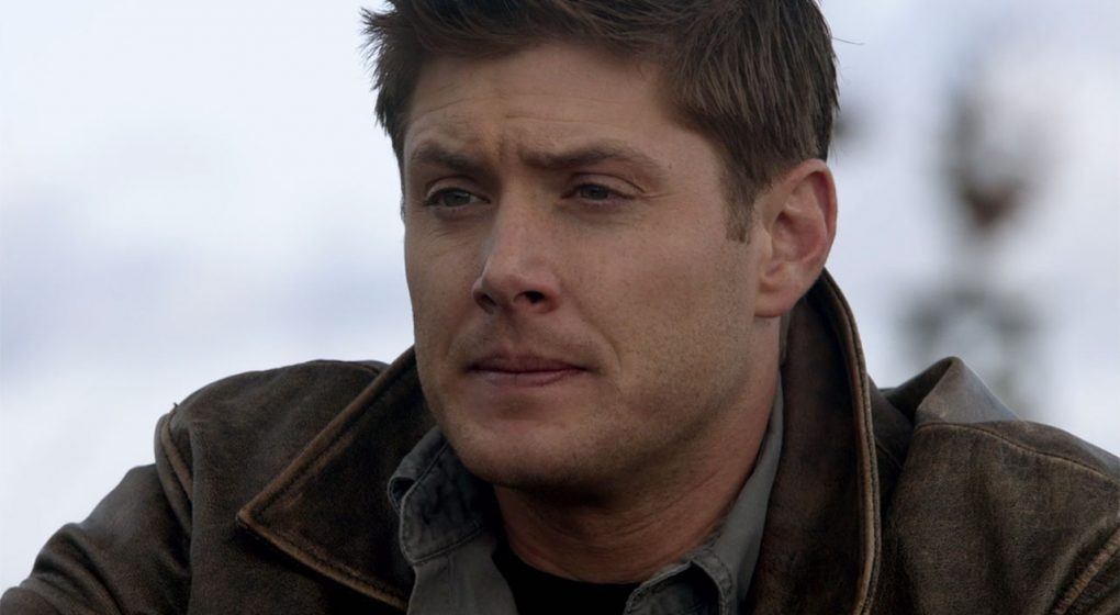 Supernatural Dean Winchester Wilson's leather car coat