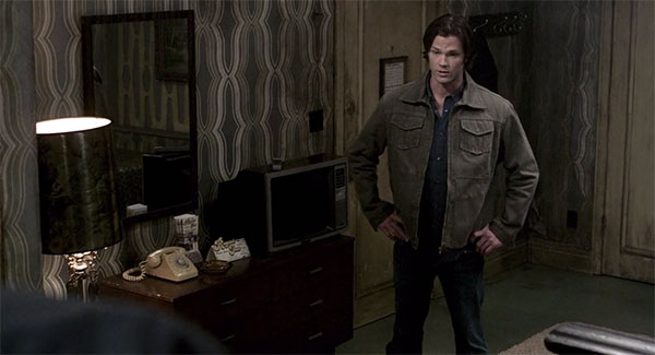 Supernatural Sam Winchester jacket jeans