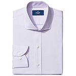 Buttoned Down dress shirt purple