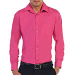 Gioberti dress shirt fuchsia