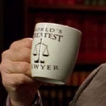 Saul Goodman Worlds Greatest Lawyer coffee mug