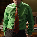 Saul Goodman green dress shirt