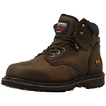 Timberland Pitboss boots brown