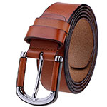 Vbiger belt brown3
