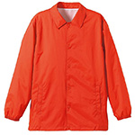 Dickies snap front jacket red
