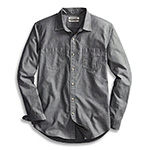 Goodthreads chambray shirt grey