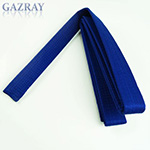 karate belt blue