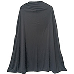 Superhero costume cape grey
