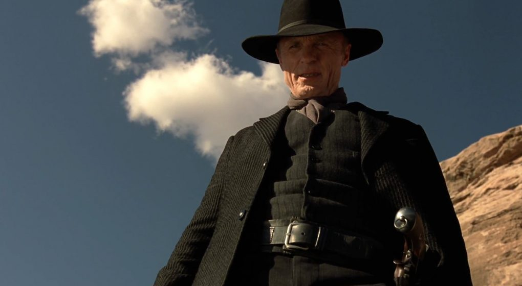 Westworld Man in Black William
