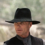 William Man in Black Baron Hats cowboy hat